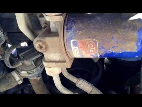 Chevy Vs Gmc >> Video clip hay chevy blazer remote oil filter line ...