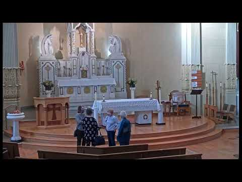 Wednesday, October 7th - Mass Intentions - Bud Thieman Ϯ & John O'Daniel Ϯ 30th Annive