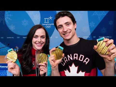 Virtue and Moir plan for some family time after welcome home