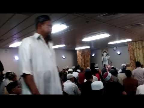 Mushalla Al Azhar di KM. Kelud