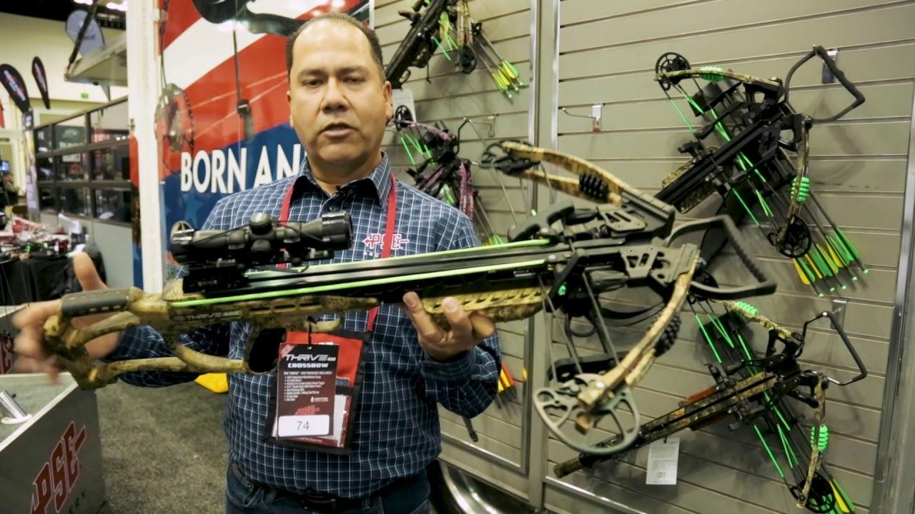 PSE Thrive 400 Crossbow: ATA 2018