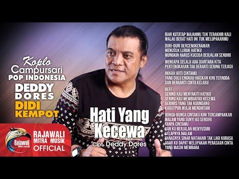 Didi Kempot - Hati Yang Kecewa - Official Music Video