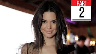 Kendall Jenner - Cute And Funny Moments Part 2