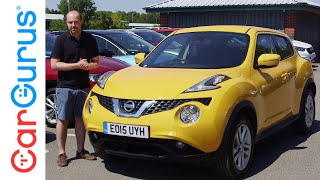 Nissan Juke Used Car Review | CarGurus UK