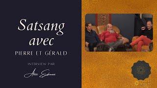 Satsang Pierre et Gérald 11/01/2019 LYON