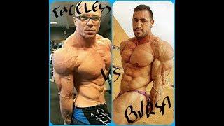 Faceless vs Ales Bursa. STRENGTH WARS! [Sub eng]