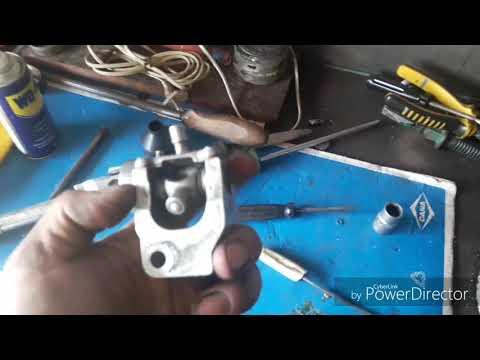 BMW X5 e53 Стук и хруст рулевого кардана при вращении руля ,ремонт своими руками