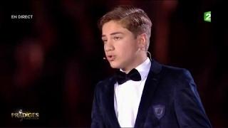 Aviva & Hakob chantent « L'amour est un oiseau rebelle » & « L'air du Toréador » de Bizet - Prodiges