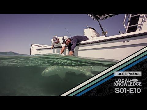 Sharking For Huge Blacktip Sharks In The Florida Keys S01 E10 Heading Out Back