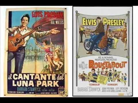 Elvis Presley's 34 Movie Posters
