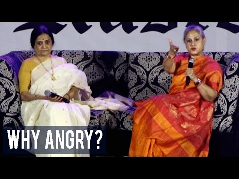 Jaya Bachchan loses her cool once again at the photographers and this time it's SCARY!