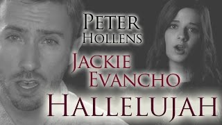 Repeat youtube video Hallelujah Peter Hollens - feat Jackie Evancho