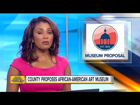 Hillsborough Co. proposes African-American art museum