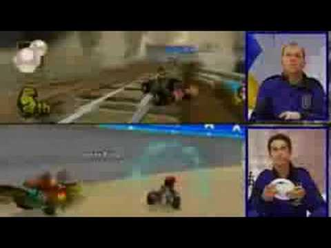 Mario Kart Wii Nintendo Channel Cup Part 4