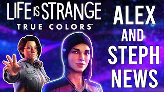 Life is Strange True Colors: More Steph and Alex Gameplay Details