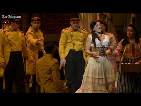 "Fort Worth Opera's ""Carmen"" up next for the 2017 festival"