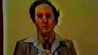 Memphis Wrestling: Andy Kaufman's helpful hints!