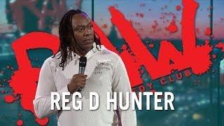 """Swedish people fucking"" - Reg D Hunter | RAW COMEDY"