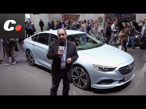 Opel Insignia 2017 | Salón de Ginebra 2017 | Geneva Motor Show | Coches.net
