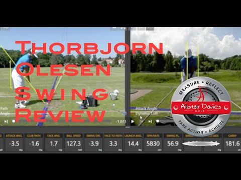 Thorbjorn Olesen - Swing Review