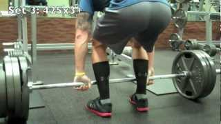 Liquid Grip Review and Wendler 5/3/1 Deadlift Day