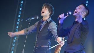 Kostas Martakis & Alexander Rybak - Fairytale (Greek Eurovision Final 2013)