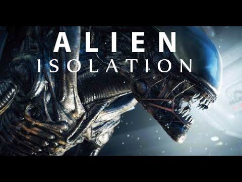 ALIEN ISOLATION клип