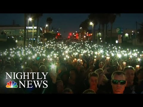 Remembering The Las Vegas Victims | NBC Nightly News
