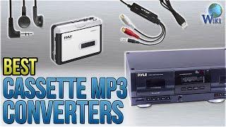 6 Best Cassette MP3 Converters 2018
