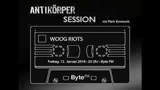 WOOG RIOTS - Life Electric (Antikörper Session)