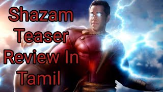 Shazam Teaser Review In Tamil