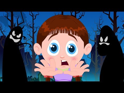 Everything Is Scary | Schoolies Halloween Songs For Children