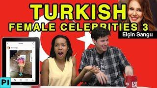 Turkish Female Celebrities 3 • Like, DM, Unfollow
