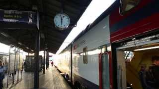 Swiss Railway Clock (Rapperswil)