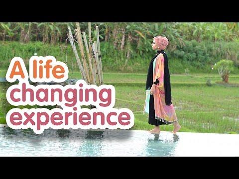 A LIFE CHANGING EXPERIENCE! #Indonesia | تجربة غيّرت حياتي #إندونيسيا