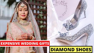 Neha Kakkar Most Expensive Wedding Gifts From Bollywood Actors
