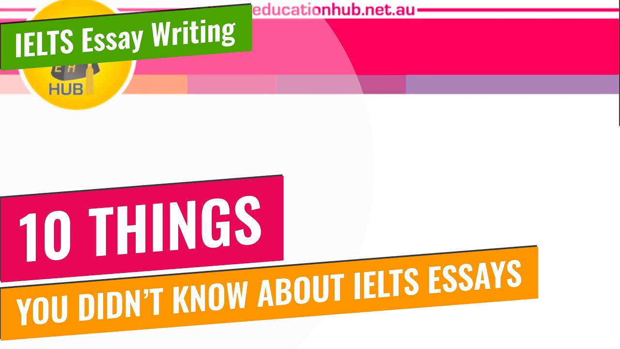 10 things you didn t know about essays pte ielts coaching 10 things you didn t know about essays pte ielts coaching melbourne