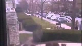 Raw breaking news video: April 16, 2007 campus shooting at Virginia Tech
