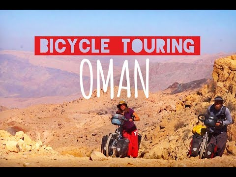 A Day on our Worldbicycletour #4 - The hardest Day in Oman