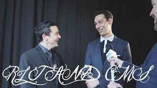 Robin Lord Taylor and Cory Michael Smith- Smile