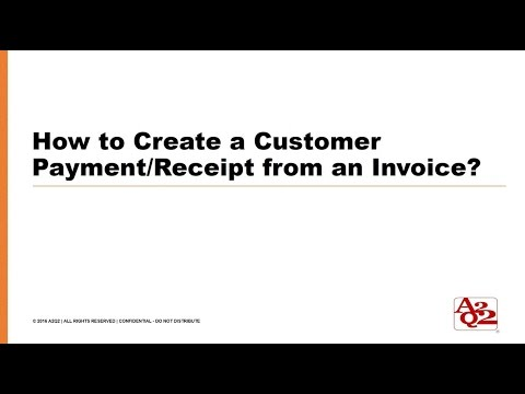 Retail Invoice Template Excel   Netsuite How To Create A Customer Payment Receipt From An  Google Invoice Maker Pdf with What Does Fob Mean On An Invoice Excel   Netsuite How To Create A Customer Payment Receipt From An Invoice Cash Sales Invoice Sample Word