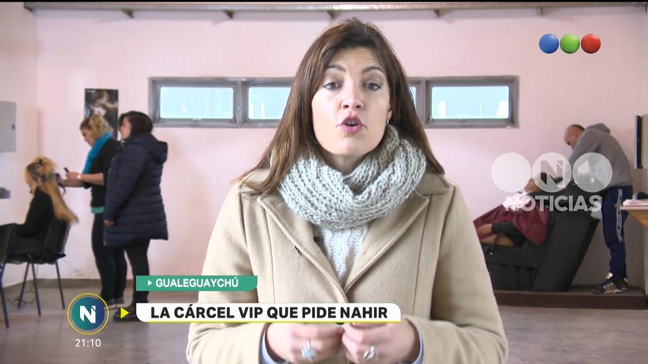 La cárcel que pide Nahir Galarza -  Telefe Noticias