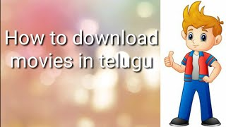 #Anvithcreations                                            How to download movies from any phone