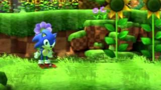 Classic Sonic's WAAAAAITIIIIIING~ [Sonic Generations Wait Animations]