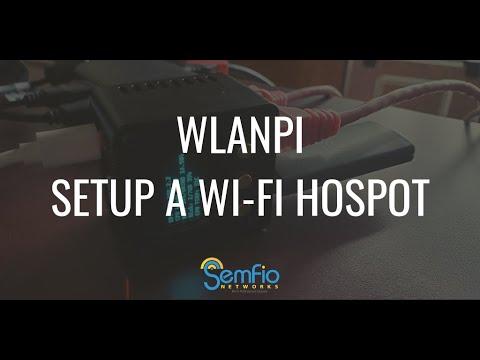 Armbian Wifi Hotspot