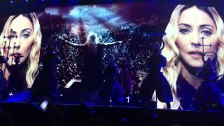 Madonna- Live Barclays Center 9-19-15 Iconic