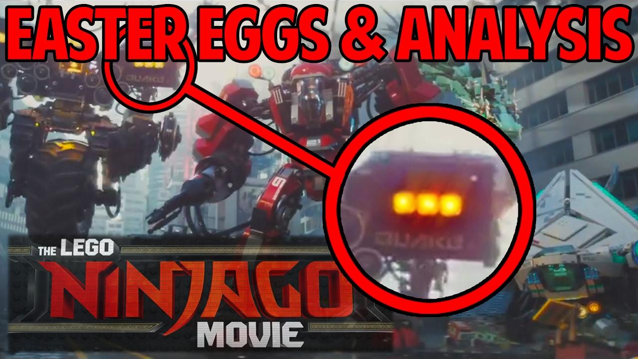 Lego movie analysis