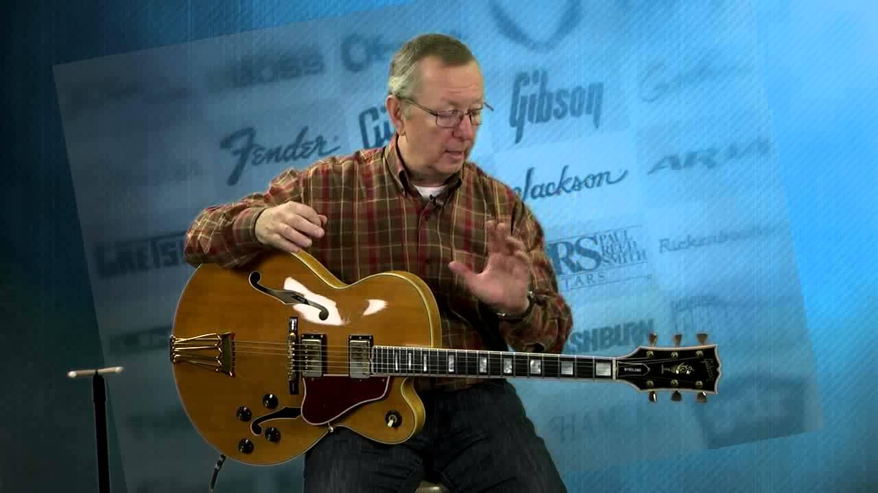 Gibson Guitars Sale - Vintage RARE 1977 Gibson Byrdland Guitar - w ...