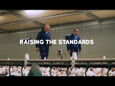 RSPCA Approved Good Food Series: Raising the standards
