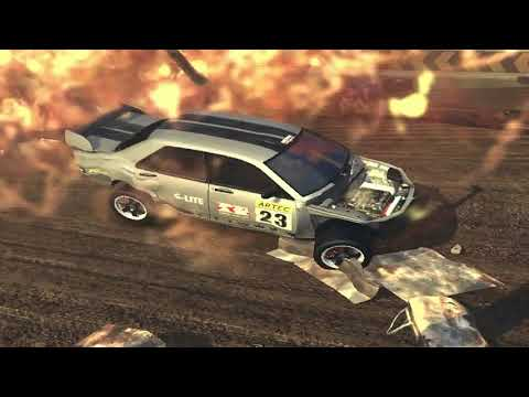 flatout 3 : race with replay 21 with my car of insetta